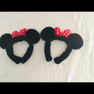 2 Mini Mouse Ears